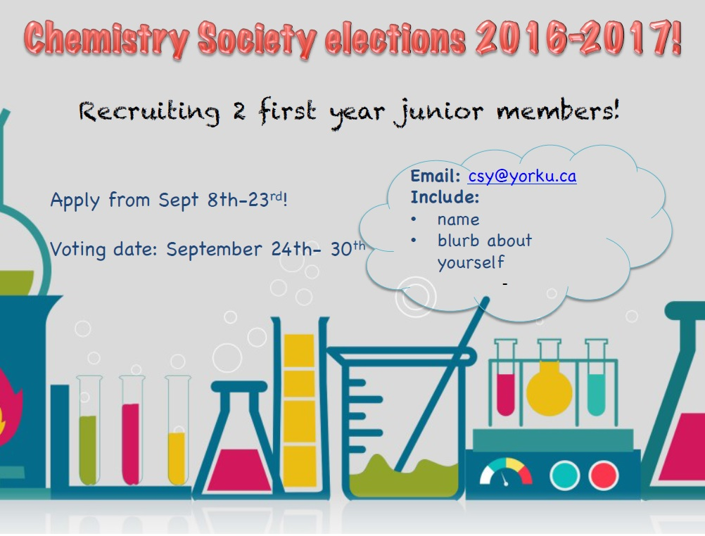 CSY Poster for Recuiting Junior Members
